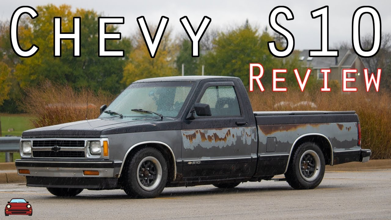 1992 Chevy S10 Review My Favorite Small Pickup Youtube
