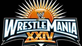Wrestlemania 24 Theme song ( Light it up )