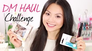 DM HAUL Challenge Winter Edition mit Nikisbeautychannel | Mamiseelen Thumbnail