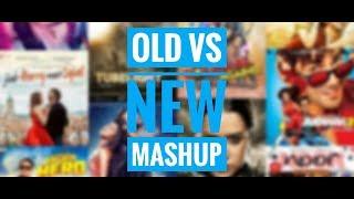 Gambar cover OLD vs NEW | Bollywood Songs Mashup | VFX- RAHUL SINGH | Singer- Raj Barman feat. Deepshikha |