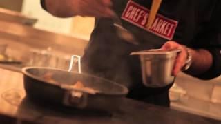 Chef's Market: Mediterranean gastronomy restaurant in Cairo