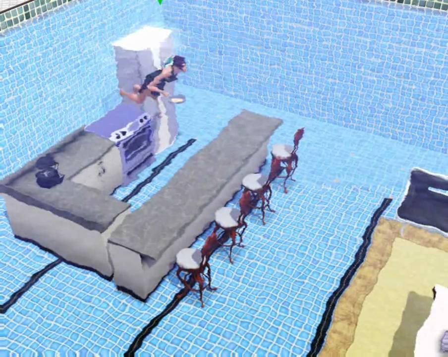 sims 3 lust auf spa wohnt doch mal im pool es geht tats chlich youtube. Black Bedroom Furniture Sets. Home Design Ideas