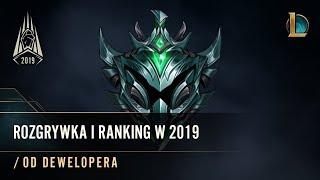Rankingowe, zwykłe i rotacyjne tryby gry w sezonie 2019 | League of Legends