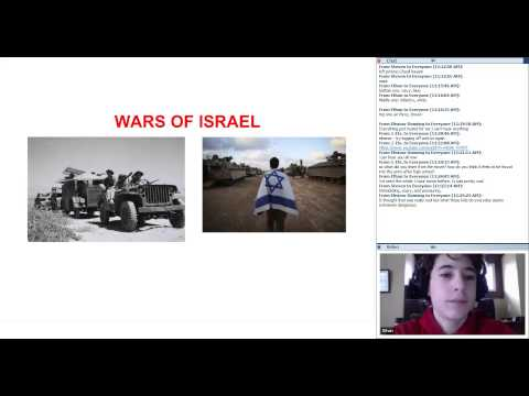 JconnecT Online Hebrew School -- IDF and Ethics in the Israeli Army