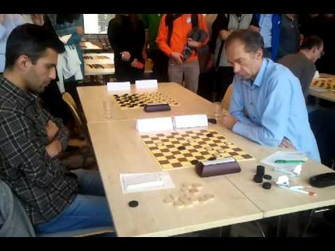 EC Tallinn 2014: Ron Heusdens-Farhad Huseynov 2-0