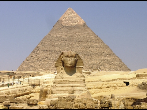The Great Pyramid of Egypt   NEW THEORY Ancient History