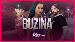 Buzina - Pabllo Vittar | FitDance TV (Coreografia) Dance Video