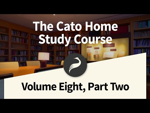 The Cato Home Study Course, Vol. 8 Part 2: Mary Wollstonecraft's Vindication of the Rights of Woman