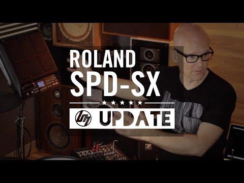 Roland SPD-SX Sampling Pad w/ Michael Schack | Better Music