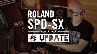 Roland SPD-SX Sampling Pad w/ Michael Schack   Better Music