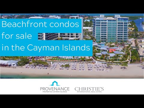 The Residences at Seafire: Beachfront living on Grand Cayman, Cayman Islands