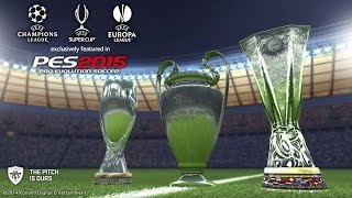 Real Madrid (RP 965) 6 vs 2 PSG (RP 815) - PES2015 online ranking match