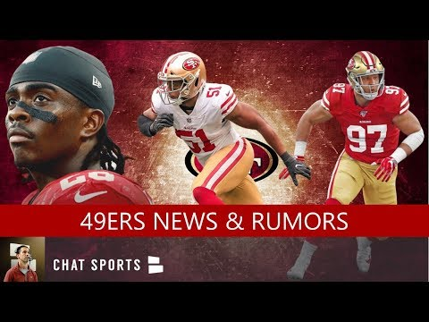 49ers-rumors:-jerick-mckinnon-injury-update,-trade-rumors,-nick-bosa-latest-&-malcolm-smith-cut