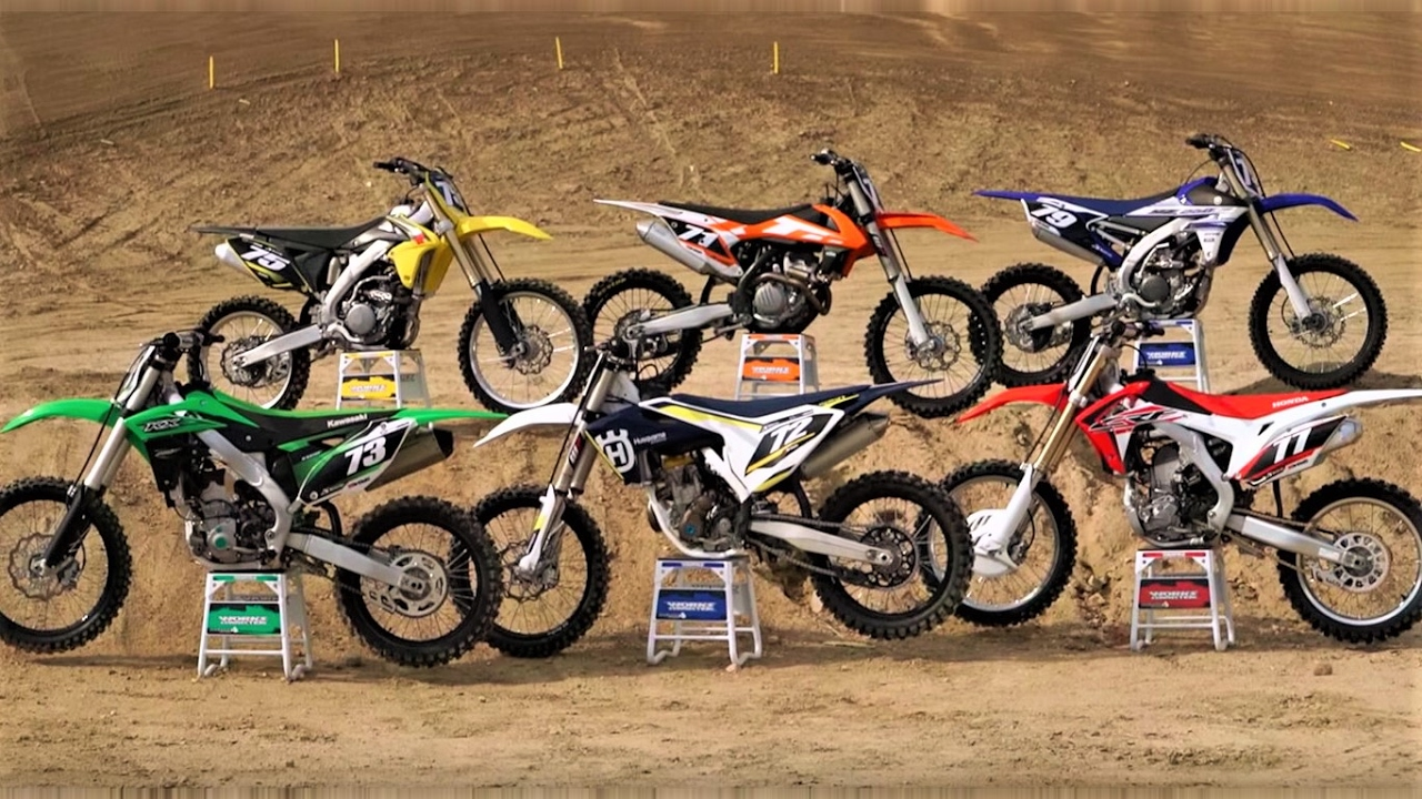 Best Simple Trail Riding Dirt Bikes for Beginners - Dirt ...