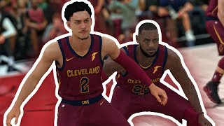 NBA 2K18 Trae Young My Career - First Game as a Starter Ep. 18