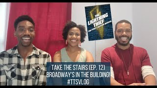 Take The Stairs (Ep. 12) - James Roberts IV, Marcus D. Rocio, T. Shyvonne Stewart