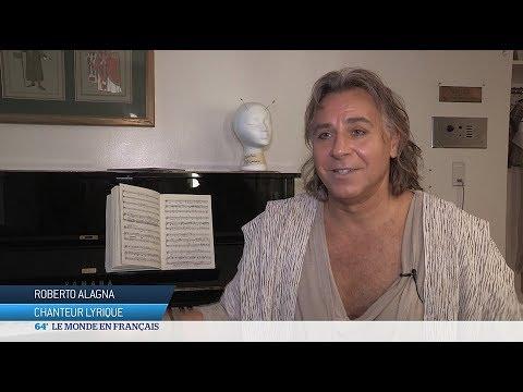 "Roberto Alagna | TV5 MONDE ""Samson et Dalila"" au Metropolitan Opera Oct 2018"