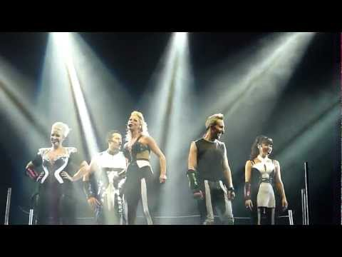 Steps The Ultimate Tour 2012 - Last Thing On My Mind/Better Best Forgotten/ LGAHOMH