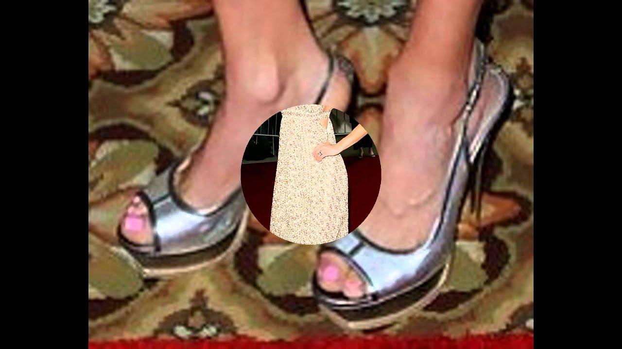 Spencer feet laura 'Heartless' move