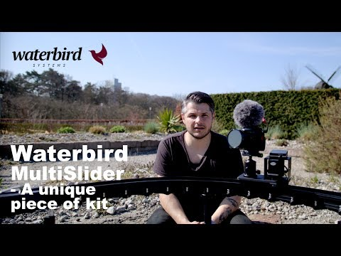 Waterbird MultiSlider - Review of an unique piece of kit