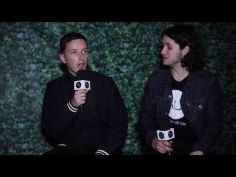 TEED (Part 1): Interview at Listen Out - Sydney, Australia (2014)