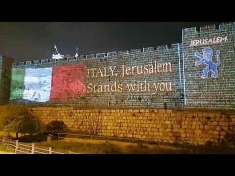 L'Italia nel mondo.
