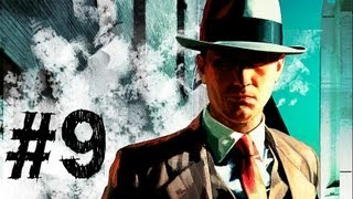 LA Noire Gameplay Walkthrough Part 9 - A Slip of the Tongue