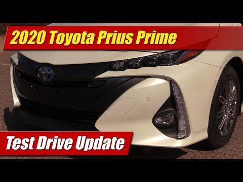 2020 Toyota Prius Prime: Test Drive Update