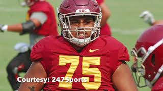 USC Trojans Offensive Line Preview