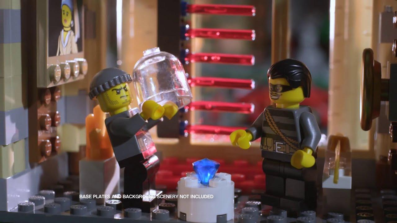 lego city 2013 elite police commercial youtube