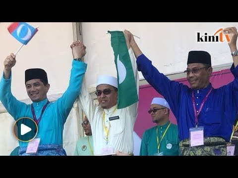 Confirmed! Azmin to face BN and PAS in Gombak