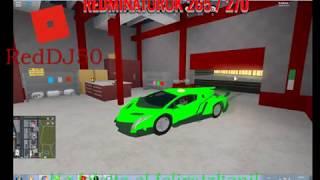 VENENO TUNING!!! Roblox Vehicle Simulator