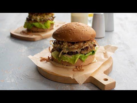 Gluten Free Chicken Burger Goodman Fielder Food Service.