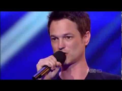 The X Factor USA 2013 - Jeff Gutt' Auditions Creep