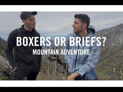 Hiking   Boxers or Briefs   San Gabriel Mountains   2017 Mens Fashion in Underwear