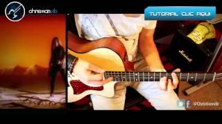 La Chispa Adecuada - HEROES DEL SILENCIO - Acustico Cover Guitarra Demo Christianvib