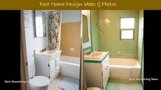 Bathroom designs with green tile | Modern designer floor tile design pic ideas for flooring