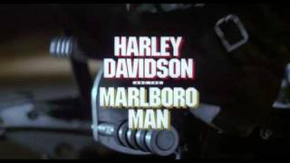 Harley Davidson and the Marlboro Man: Intro