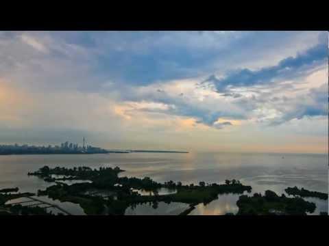 Toronto Storm Timelapse June 21, 2012