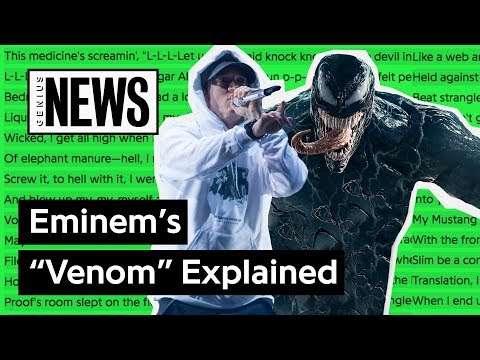 "Eminem's ""Venom"" Explained 