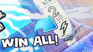 FOUND A WIN ALL SYMBOL! TWO'S ON TUESDAY! Michigan Lottery