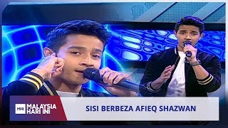 Sisi Berbeza Afieq Shazwan | MHI (24 Disember 2019)