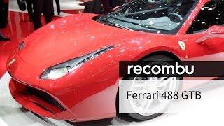 Ferrari 488 GTB | Geneva 2015