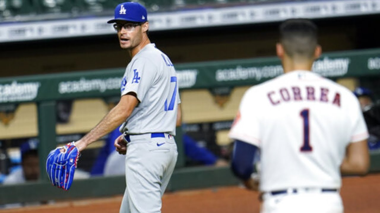 Dodgers' Joe Kelly suspended 8 games by MLB for incident with ...