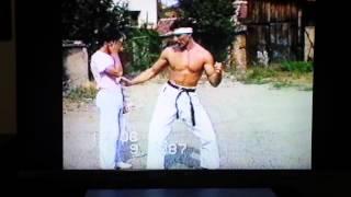 Trening Karate pozadi kukata.1987 god.3.del
