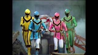 "Power Rangers Mystic Force - Power Rangers vs Fightoe Round 2 | Episode 20 ""Dark Wish"""