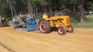 Down of the Farm in Virginia August 31, 2013 Tractor Pull