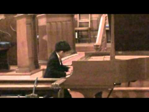 Chopin Nocturne in C Minor Posthumous by Andrew Li (10 yr)