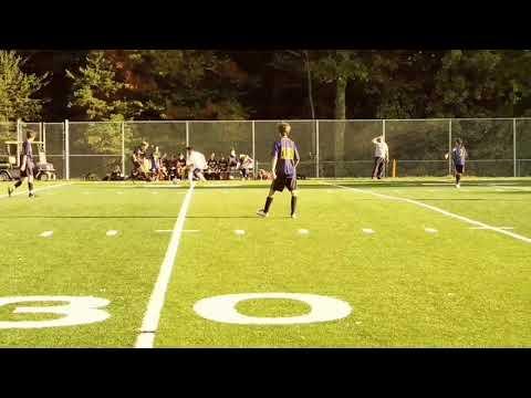 Benton win vs Hampton MS -VA middle school soccer-Sept 27 2017-