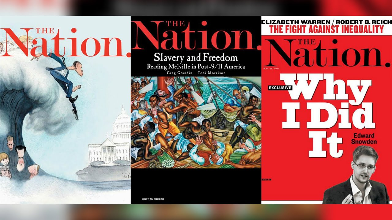 Started by Abolitionists in 1865, The Nation Magazine Marks 150 Years of Publishing Rebel Voices